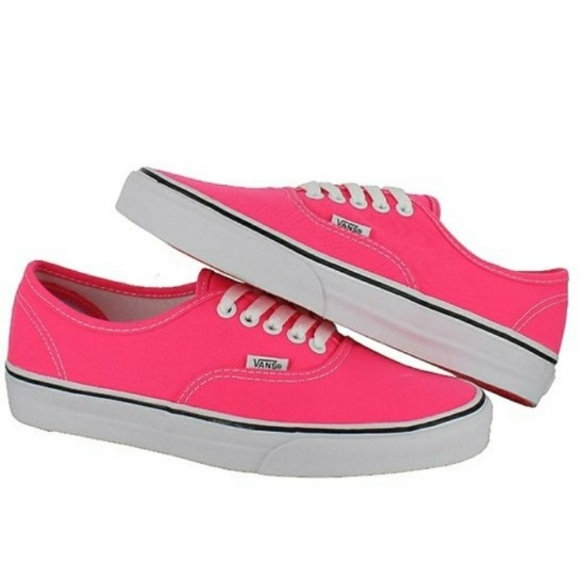 Pink Classic Vans   Poshmark